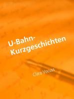 U-Bahn-Kurzgeschichten