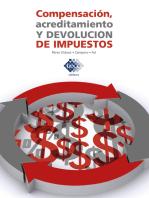 Compensación, acreditamiento y devolución de impuestos 2019