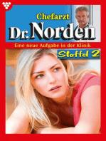 Chefarzt Dr. Norden Staffel 2 – Arztroman