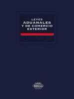 Leyes Aduanales y de Comercio Exterior. Académica 2019