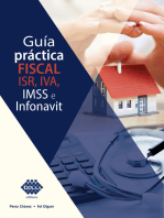 Guía práctica fiscal. ISR, IVA, IMSS e Infonavit 2019