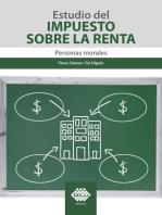 Estudio del Impuesto sobre la Renta. Personas morales 2019