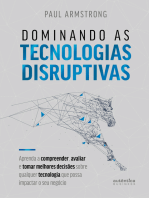 Dominando as tecnologias disruptivas