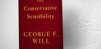 In New Book, George Will Defends Conservatism — But Not President Trump