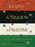 Identity and Religion in Palestine