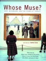 Whose Muse?