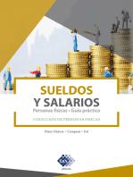 Sueldos y salarios. Personas físicas. Guía práctica 2019