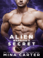 Alien Warrior's Secret