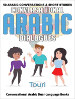 Conversational Arabic Dialogues