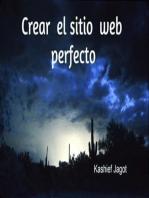 Crea el sitio web perfecto