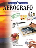 Manuales Parramón: Aerógrafo