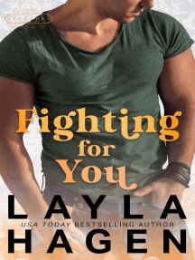 Fighting For You: The Connor Family, #5