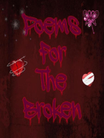Poems For The Broken