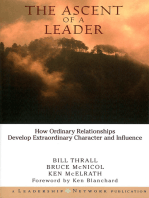 The Ascent of a Leader
