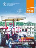 Aperçu régional de l'état de la sécurité alimentaire et de la nutrition