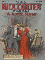 A Royal Flush, or, Nick Carter's Pursuit of a Living Mystery
