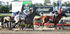 Sir Winston Holds Off Favored Tacitus To Win Belmont Stakes