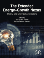 The Extended Energy–Growth Nexus: Theory and Empirical Applications