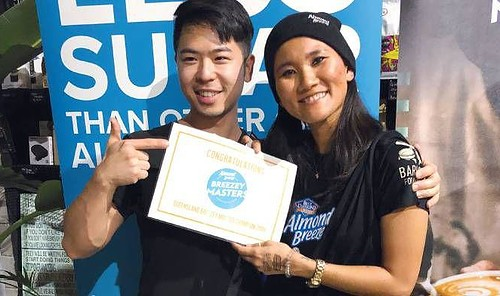 Maiko Morimoto Of Extraction Artisan Coffee Wins Breezey Masters Queensland Scribd