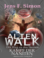 Kampf der Naniten (ALienWalk 28)