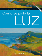 Miniguías Parramón: Cómo se pinta la luz
