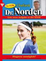 Chefarzt Dr. Norden 1136 – Arztroman