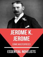 Essential Novelists - Jerome K. Jerome