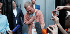 A Russian Journalist's Arrest Counters the Image of Putin the Puppet Master