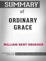 Summary of Ordinary Grace