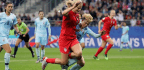 Alex Morgan Scores Five Goals As US Routs Thailand, 13-0, In World Cup Opener