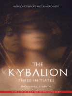 The Kybalion: The Universe is Mental