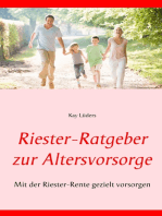 Riester-Ratgeber zur Altersvorsorge