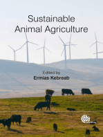 Sustainable Animal Agriculture