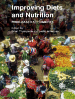 Improving Diets and Nutrition: Food-based Approaches