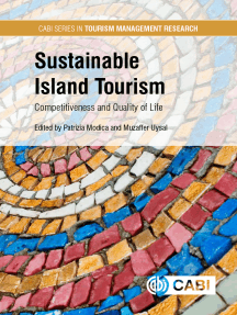 Sustainable Island Tourism: Competitiveness and Quality of Life