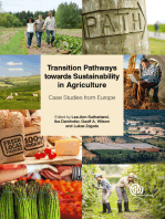 Transition Pathways towards Sustainability in Agriculture