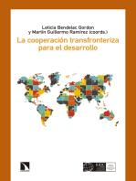 La cooperación transfronteriza para el desarrollo