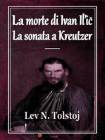 La morte di Ivan Il'ic - La sonata a Kreutzer (Annotato)
