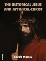 The Historical Jesus and Mythical-Christ