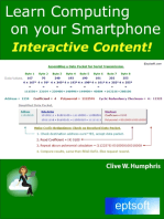 Learn Computing On Your Smartphone