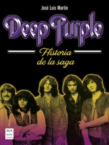 Deep Purple: Historia de la saga
