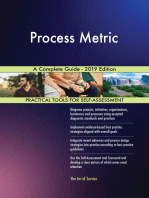 Process Metric A Complete Guide - 2019 Edition