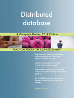 Distributed database A Complete Guide - 2019 Edition