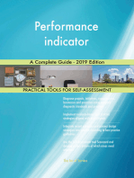 Performance indicator A Complete Guide - 2019 Edition