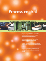 Process control A Complete Guide - 2019 Edition