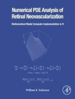 Numerical PDE Analysis of Retinal Neovascularization