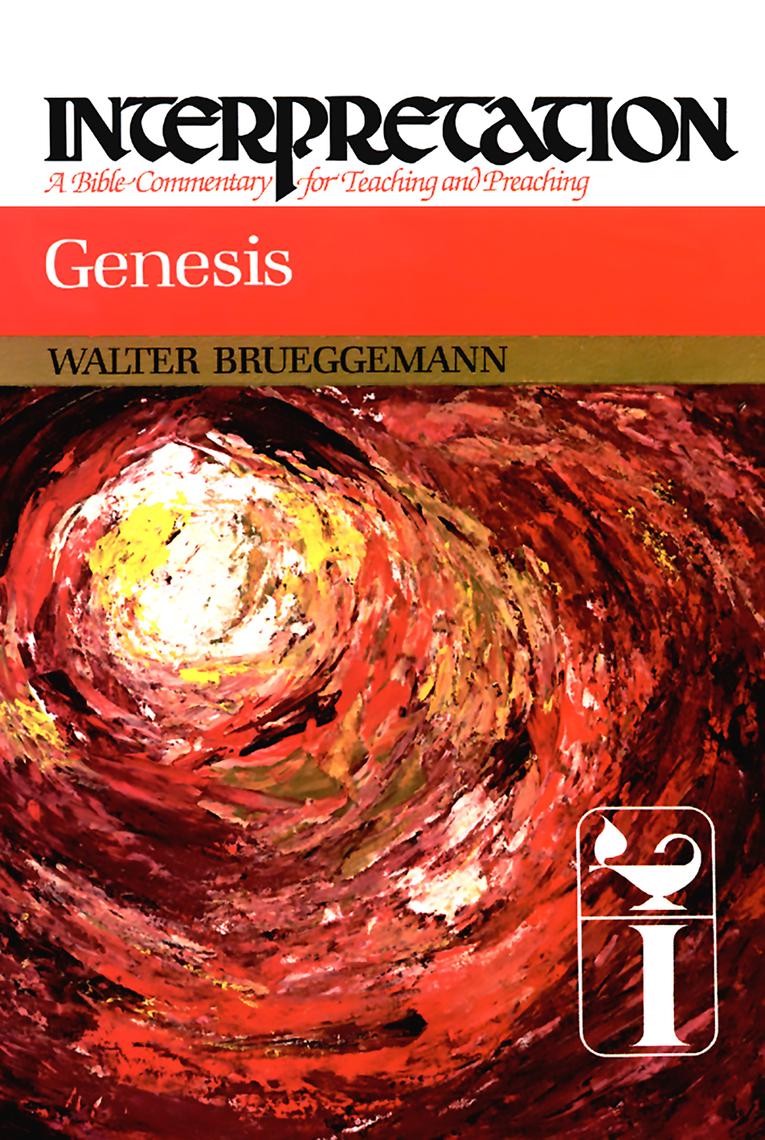 Genesis by Walter Brueggemann - Read Online