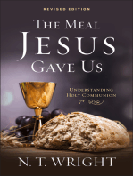 The Meal Jesus Gave Us, Revised Edition