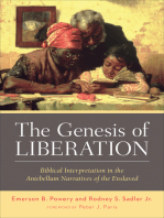 The Genesis of Liberation