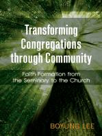 Transforming Congregations through Community
